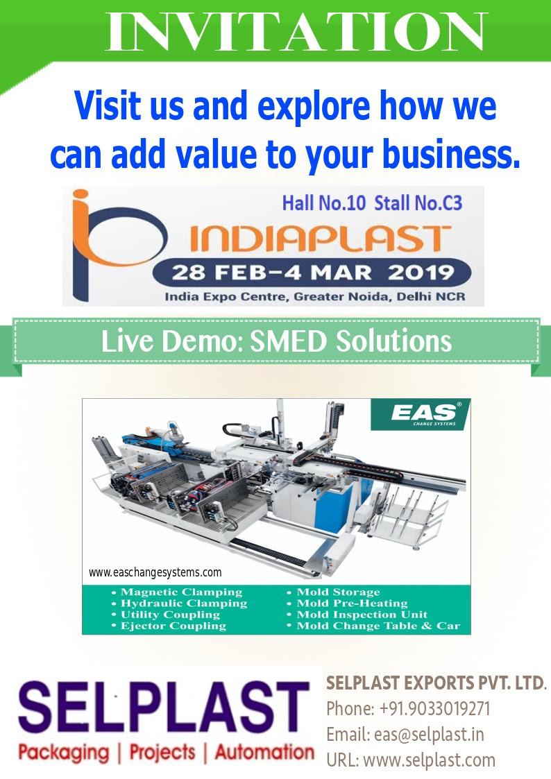 Selplast Exports Pvt  Ltd